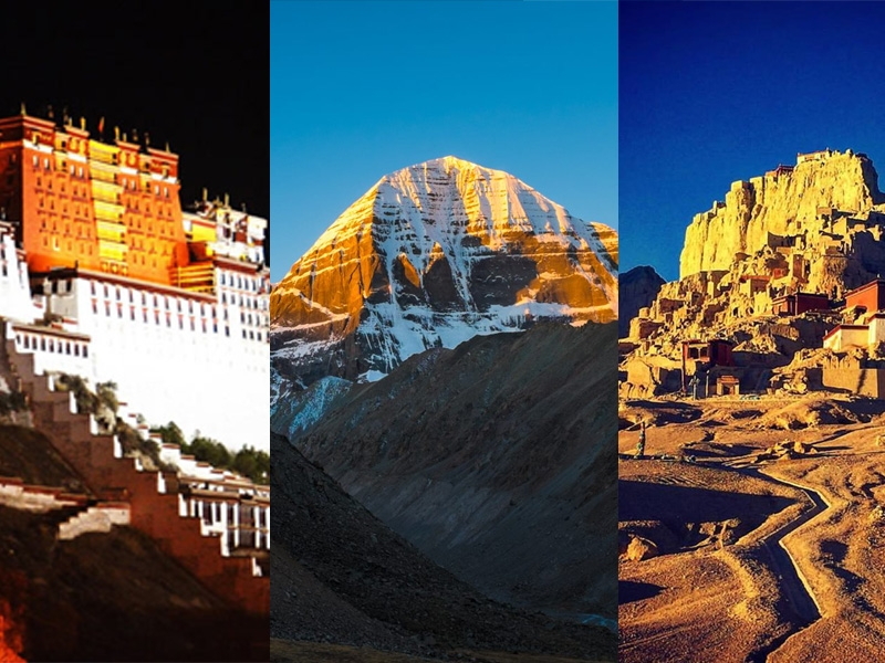 Lhasa, Mount Kailash And Guge Kingdom Tour