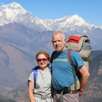 A great February trip to Nepal - organised by Himalayan Dreams.