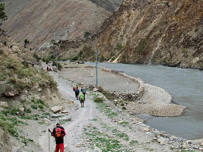 Limi Valley Trekking
