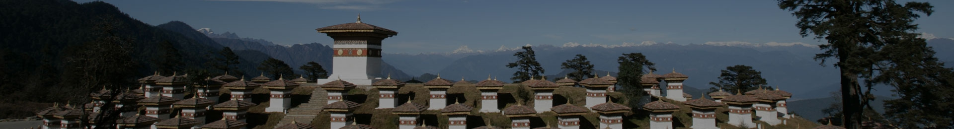 Important Places & Sights in Bhutan