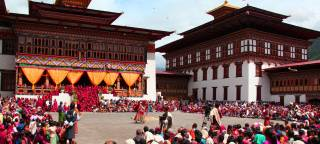 Tsechus-Grand Festivals Of Bhutan