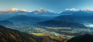 There is something intrinsically special about the Himalayan region