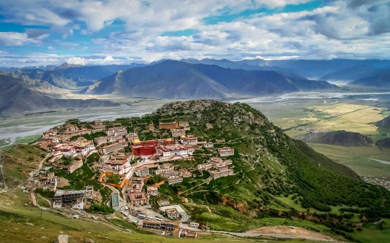 Ganden Monastery: Learning for Enlightenment