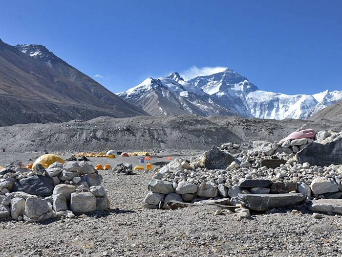 Tibet Kharta Valley & Everest Khangsung Face Trekking