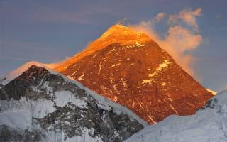 Everest Base Camp Trek: Chasing the Golden Everest