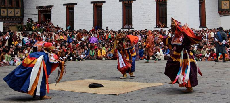 6 Bhutan Festival Tours That Will Spiritually Uplift You