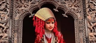 The Living Goddess of Nepal - Kumari