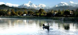 Five Beautiful Lakes Of Nepal