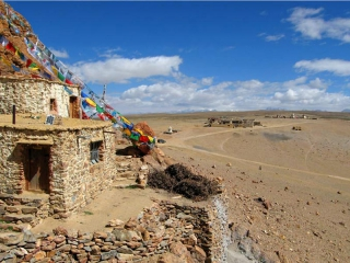 Ancient Tibetan Trail
