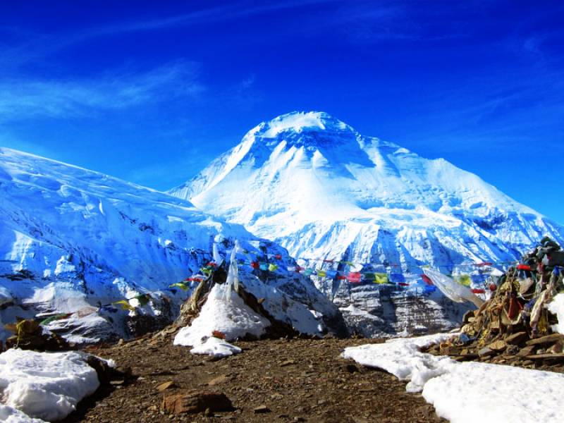 Dhaulagiri Loop and French Pass Trekking