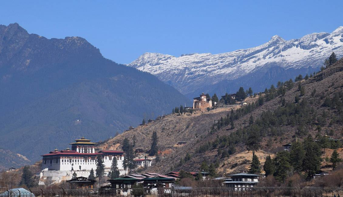 Why Hollywood Celebrities Love Bhutan